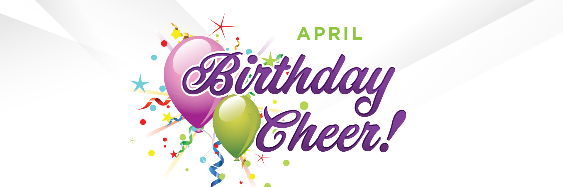 REWARD MEMBERS WITH AN APRIL BIRTHDAY COULD WIN $500 CASH OR $500 SLOT FREE PLAY!