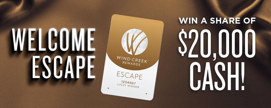 Welcome Escape