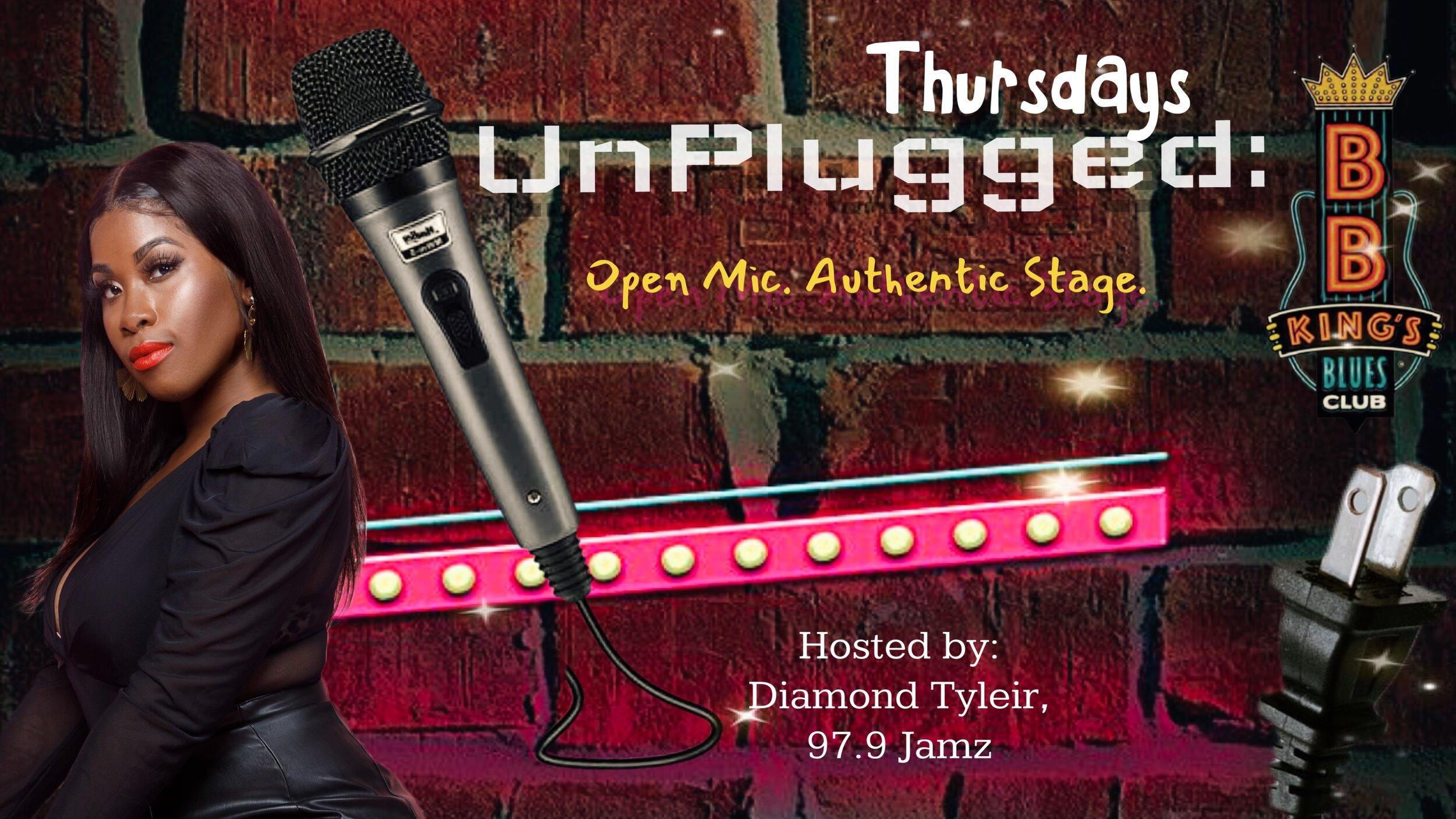 Thursdays Unplugged
