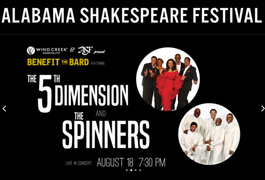 2018 Alabama Shakespeare Festival