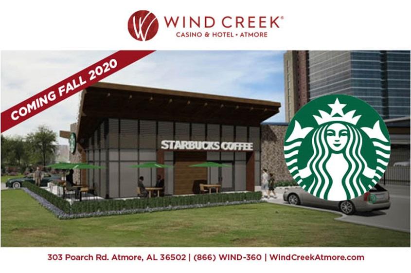 Starbucks Atmore