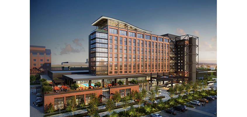 Wind Creek Bethlehem Hotel Expansion